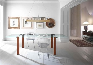 Tonelli - Livingstone Dining Table with Extensions