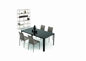 Bontempi Casa - Chef Extendable Dining Table