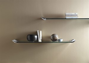 Tonelli - Lala Glass Bookshelf