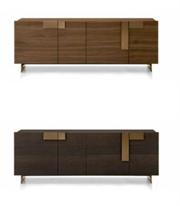 Pianca - Ginevra Lineare High Sideboard
