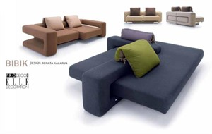 ELLE DECORATION - BIBIK - FURNITURE OF THE YEAR 2006