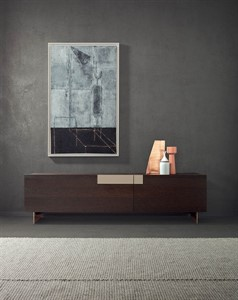 Pianca - Ginevra Lineare Low Sideboard - QS