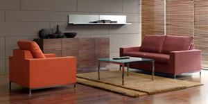 Idello - Sofa and Armchair